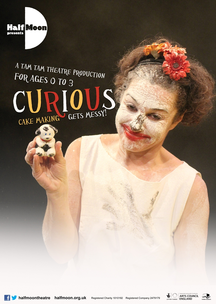 Curious - new poster April 2014