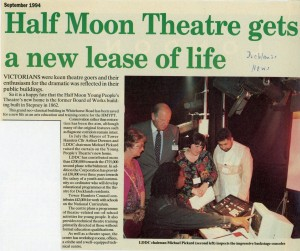 Docklands News, Sept 1994
