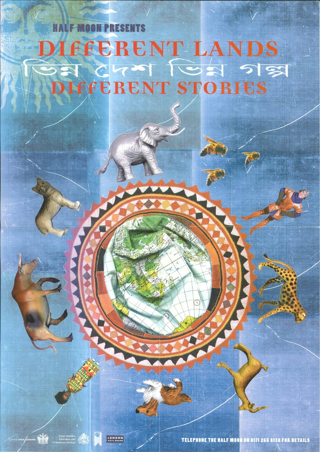 Different Lands, Different Stories Flyer Image 1