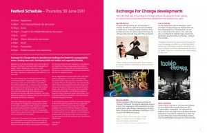 Exchange For Change Delegates Booklet 2011 (2)