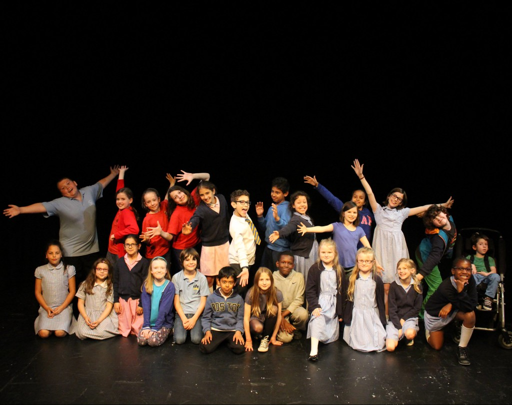 Eclipse Youth Theatre, July 2016