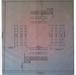 Guantanamo Boy - Floor Plan