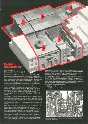 Half Moon - Fundraising Brochure for Mile End Road Theatre-2