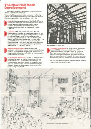 Half Moon - Fundraising Brochure for Mile End Road Theatre-3