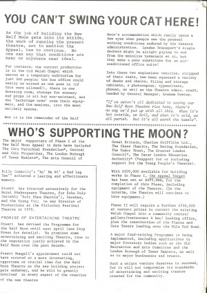 Half Moon Rising - Phase 1, April 83-Autumn 84 - page 5