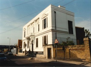 Half Moon Theatre, 43 White Horse Road