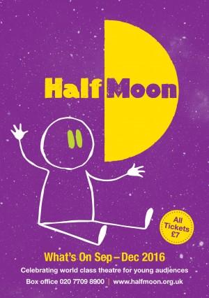 Half Moon autumn 2016 brochure cover