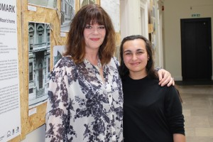 Josie Lawrence and Toni Tsaera