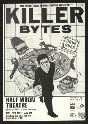 Killer Bytes Flyer (Front)