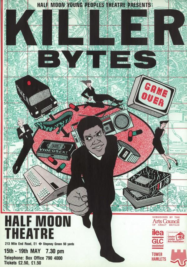 Killer Bytes Poster