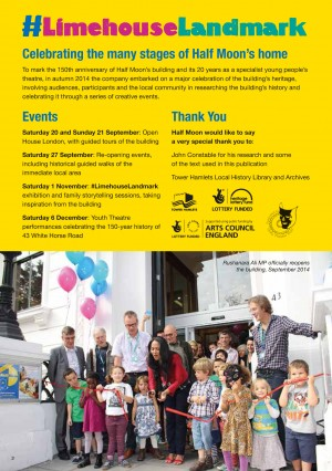 Limehouse Landmark Programme-2