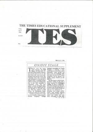 TES, 8 July 1994
