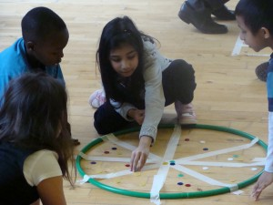 Olympic Maths - Arnhem Wharf Primary, Spring 2012