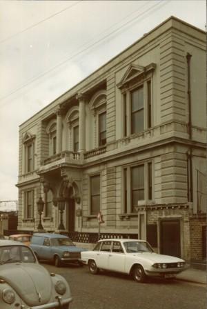 43 White Horse Road, 1976