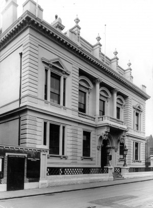 Public Health Offices, 43 White Horse Road, 1937