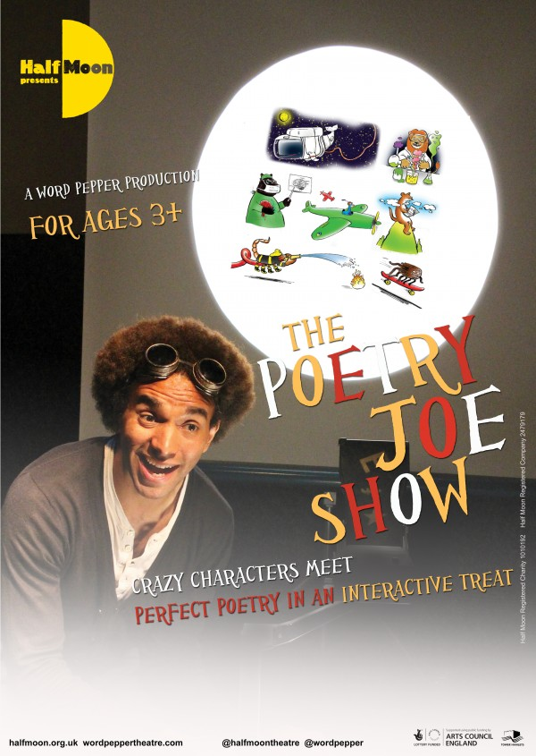 Poetry Joe poster high res