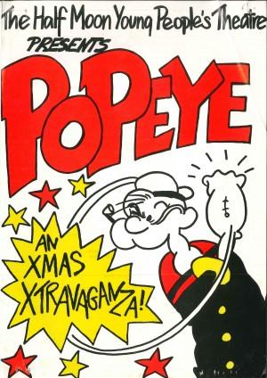 Popeye Flyer (Front)