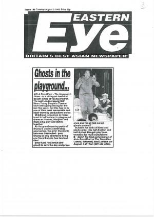 Eastern Eye, 3 August 1993
