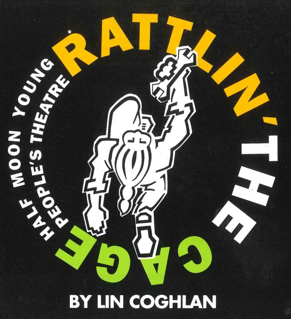 Rattlin' the Cage Flyer (Front)