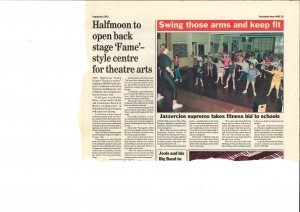 Docklands News, Sept 1993