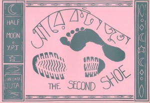 Aarekta Juta - The Second Shoe, Poster