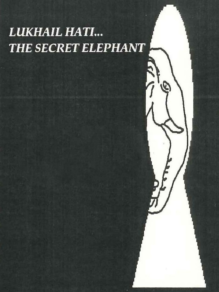 Secret Elephant - main image with pre-work removed
