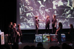Stages of Half Moon Festival - Eclipse Youth Theatre, What do We Want, 30 June 2016
