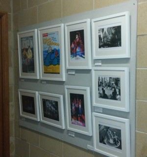 Stages of Half Moon exhibition at Royal Holloway University of London (4)
