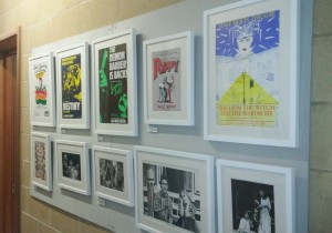 Stages of Half Moon exhibition at Royal Holloway University of London (5)