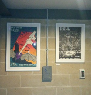 Stages of Half Moon exhibition at Royal Holloway University of London (9)