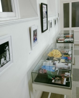 Stages of Half Moon exhibition at Tower Hamlets Local History Library and Archves (1)