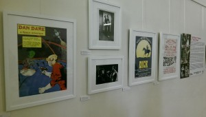 Stages of Half Moon exhibition at Tower Hamlets Local History Library and Archves (11)