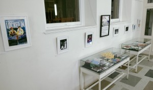Stages of Half Moon exhibition at Tower Hamlets Local History Library and Archves (14)