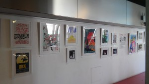 Stages of Half Moon exhibition at Whitechapel Ideas Store (3)