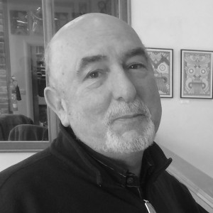 Steve Harris - blakandwhite-square