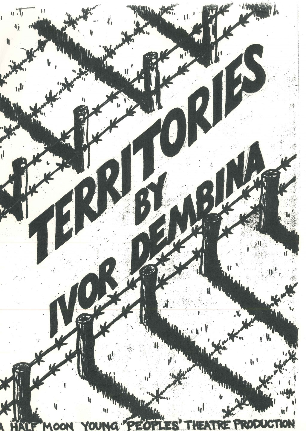 Territories - Flyer Image