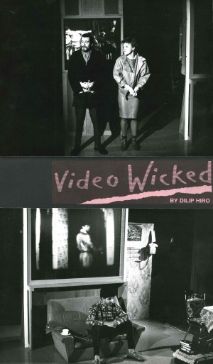 Video Wicked - Scrapbook Page