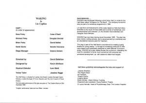 Waking Programme (2)