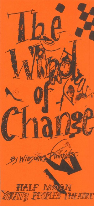 The Wind of Change - Programme (front)