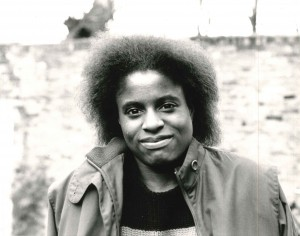 Winsome Pinnock, writer of The Wind of Change, Photo by Amrando Atkinson