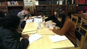 Researching at Tower Hamlets History Library and Archive