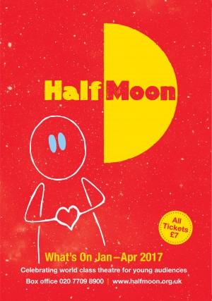 Half Moon spring 2017 brochure cover