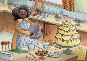 Lullaby Lane: Sami the Baker, by Amberin Huq