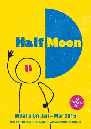 Half Moon spring 2015 brochure cover