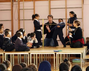 Maths and Drama - Essex Primary, Spring 2010