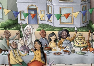 Lullaby Lane: Party time, by Amberin Huq