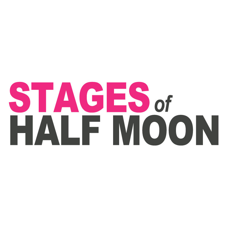 stages of half moon - square