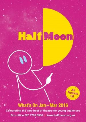 Half Moon spring 2016 brochure cover