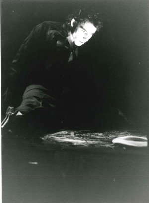 Photo by Amrando Atkinson. During our research, we found some production photos that we had no details for. Can you help us name them? If you recognise the show, an actor, or you know who the photographer was, then please get in touch as we need your help! Email history@halfmoon.org.uk