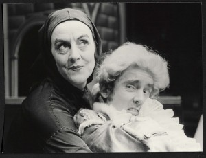 Photo by Sue Night. During our research, we found some production photos that we had no details for. Can you help us name them? If you recognise the show, an actor, or you know who the photographer was, then please get in touch as we need your help! Email history@halfmoon.org.uk